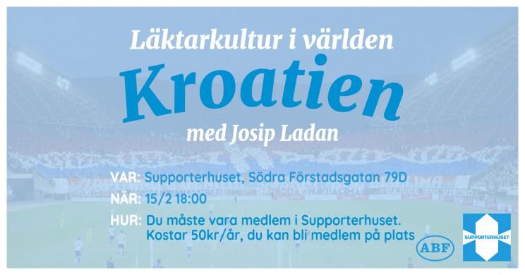 Läktarkultur i världen_Kroatien